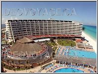 Foto hotel Crown paradise en Cancun Mexique
