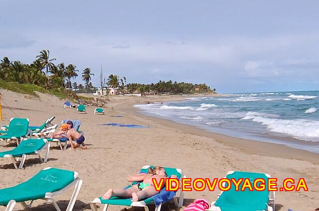 Republique Dominicaine Cabarete Celuisma Cabarete It is possible to market until Cabarete Bay to see the world surfing.