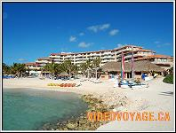 Hotel photo of Dreams Puerto Aventura in Playa Del Carmen Mexique